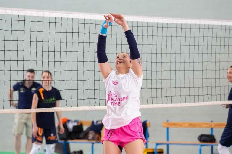 Claudia Romanazzi. <span>Foto PVG Bari</span>