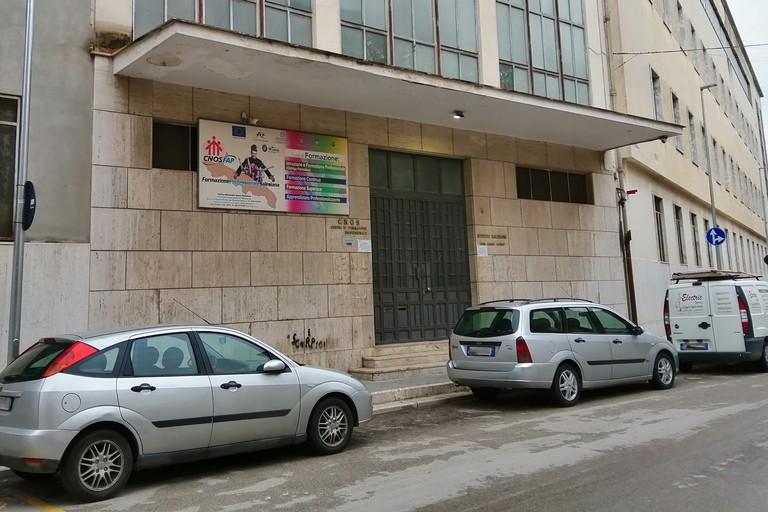 CNOS-FAP Cerignola. <span>Foto Vito Monopoli</span>
