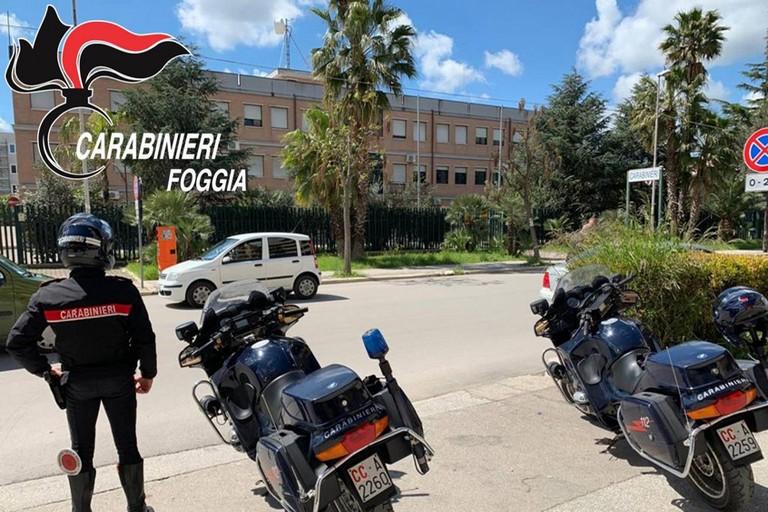 Compagnia dei carabinieri Cerignola