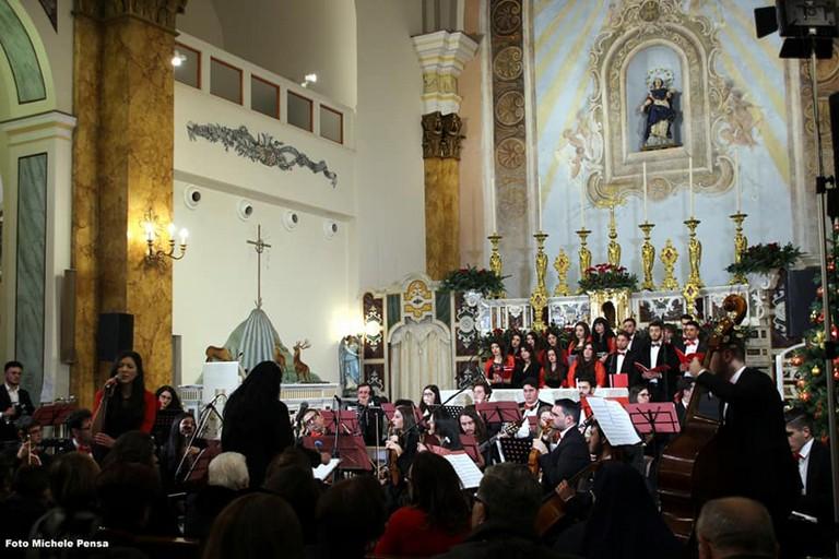 Concerto parrocchia Assunta