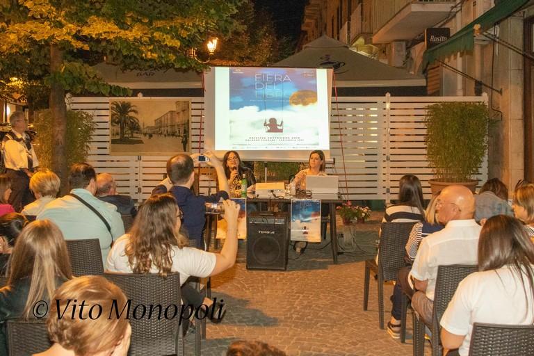 Conferenza stampa Fiera del Libro X edizione. <span>Foto Vito Monopoli</span>
