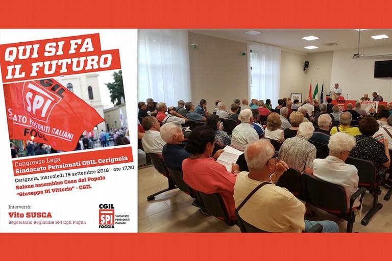 Congresso Spi, a Cerignola per rilanciare su lavoro e sviluppo