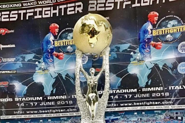 AS Fighters Cerignola gareggerà a Rimini al Kickboxing Wako World Cup 2018 Bestfighter -VIDEO-