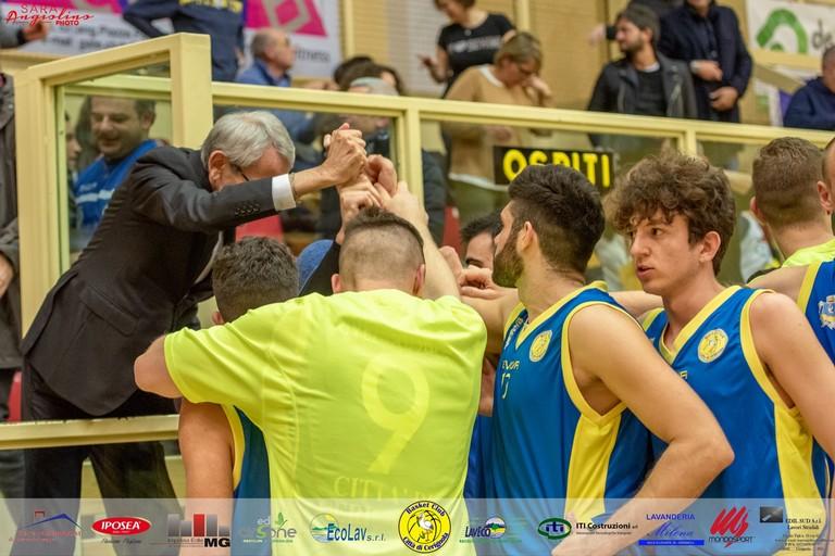 Cus Foggia Bk Club. <span>Foto Sara Angiolino</span>