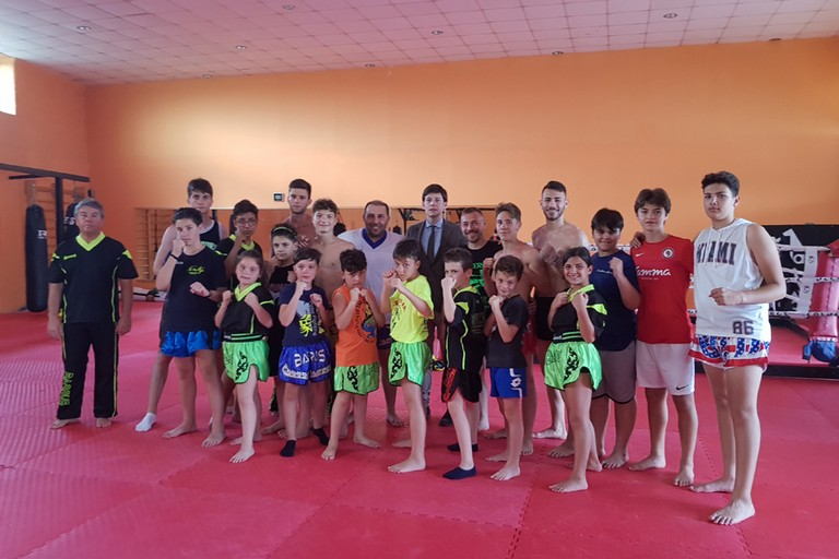 Dercole e la Fighters Cerignola