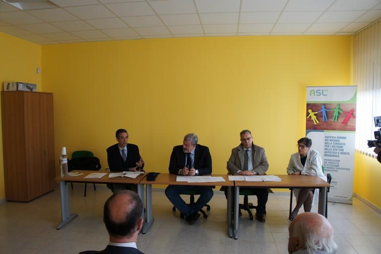 Cerignola: Michele Emiliano incontra la Consulta per i disturbi  dello spettro autistico della provincia di Foggia