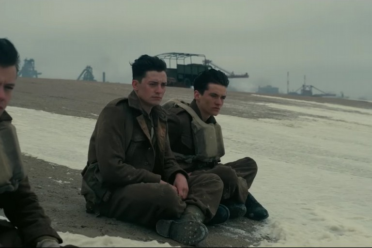 dunkirk trailer image harry styles