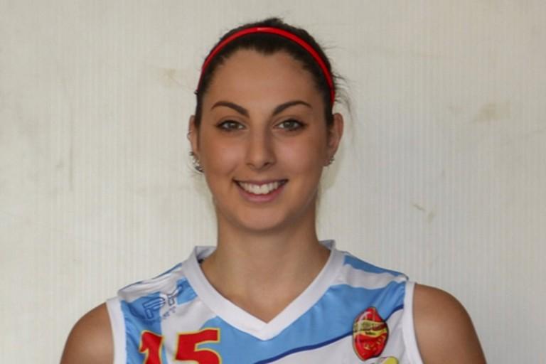 Erika Dell'Ermo. <span>Foto Accademia Benevento</span>