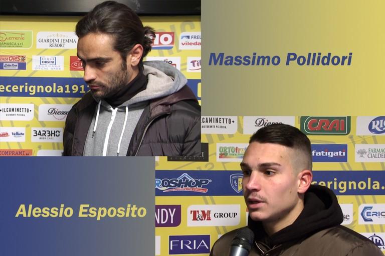 Le interviste di Francesco Zagaria, addetto stampa Audace Cerignola -VIDEO-