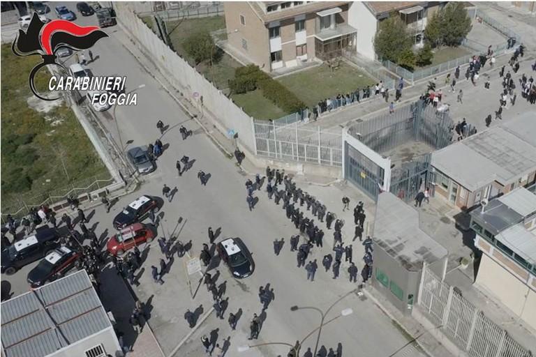 Evasione dal carcere di Foggia
