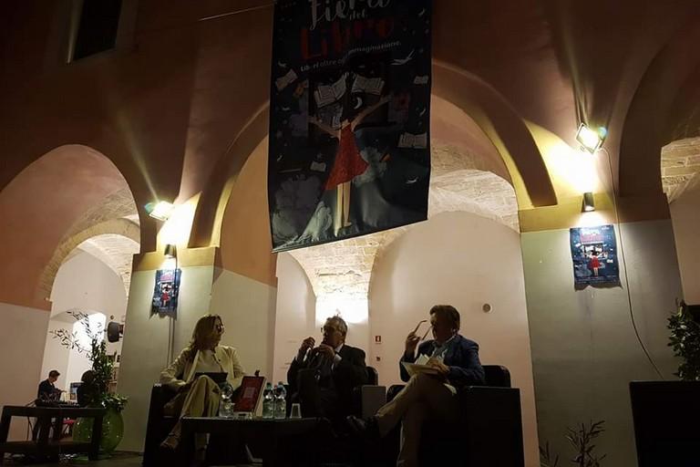 Fiera del Libro e dell'editoria: la serata con il Procuratore nazionale antimafia Franco Roberti.