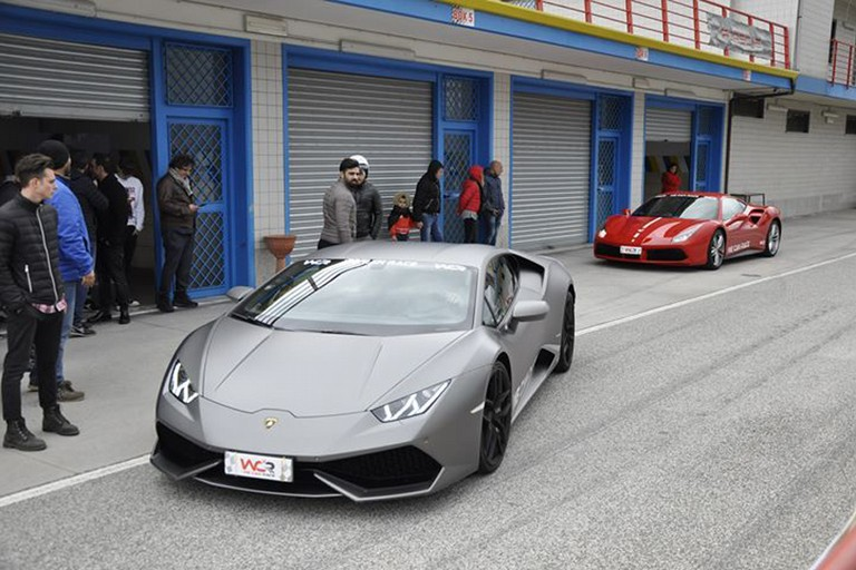 Ferrari e Lamborghini