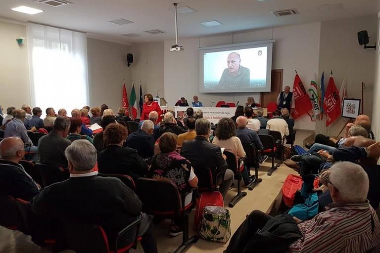 Spi Cgil Foggia, Franco Persiano confermato segretario