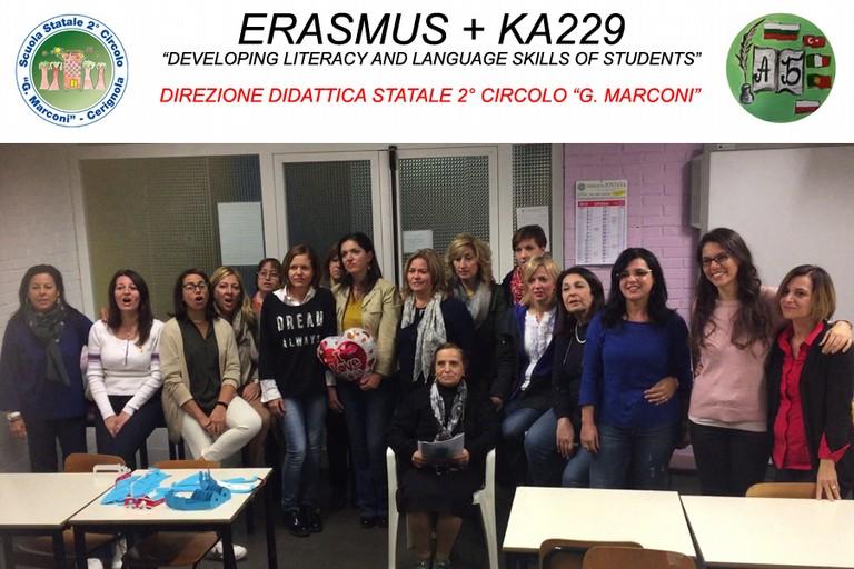 Foto docenti Scuola Marconi