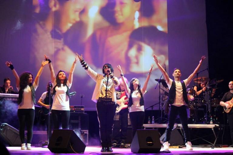 Gli Off The Wall, tribute band Michael Jackson, fanno tappa al Broadway di Orta Nova