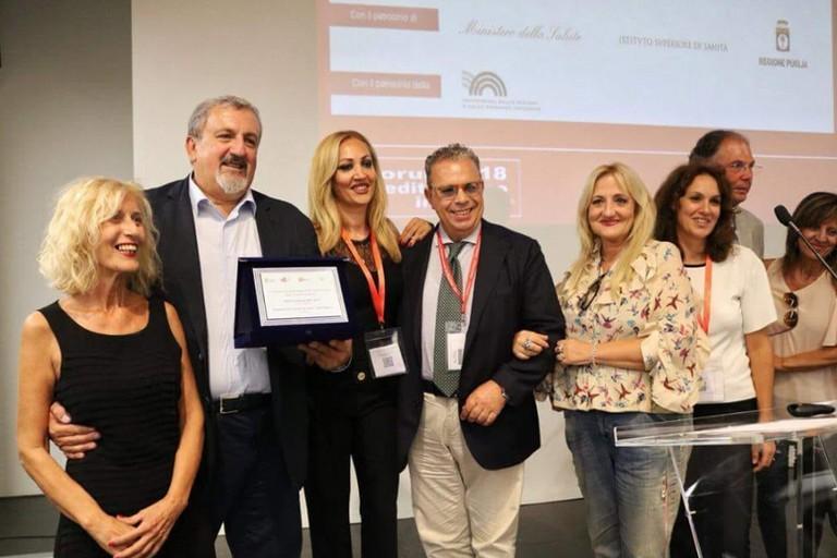 Manfredonia: l'Ospedale premiato per il grado di umanizzazione delle cure