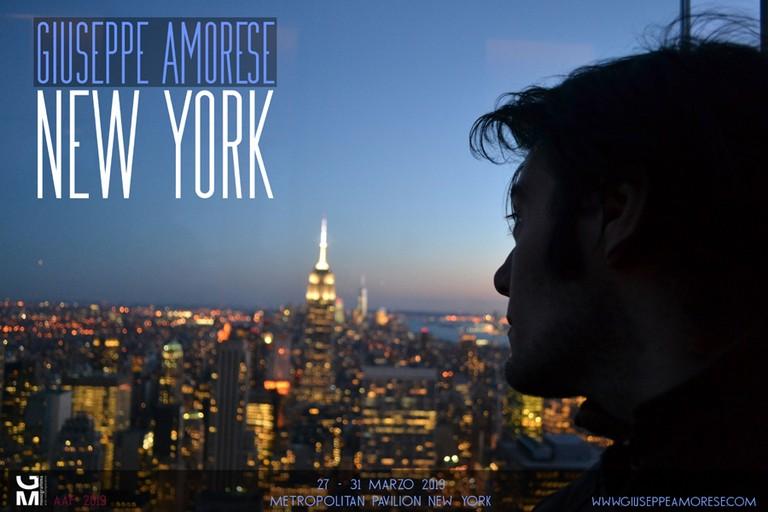 Giuseppe Amorese a New York