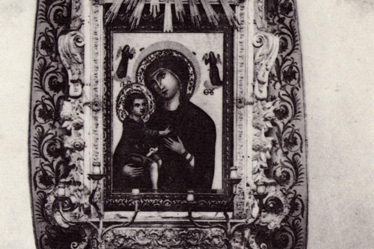 Il manto della Madonna.
