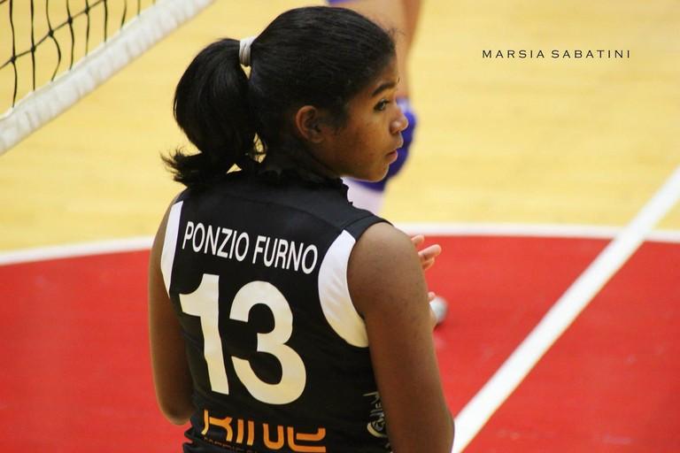 Estefania Ponzio Furno. <span>Foto Marsia Sabatini</span>