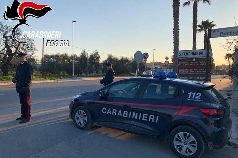 Arresto rapinatore bulgaro