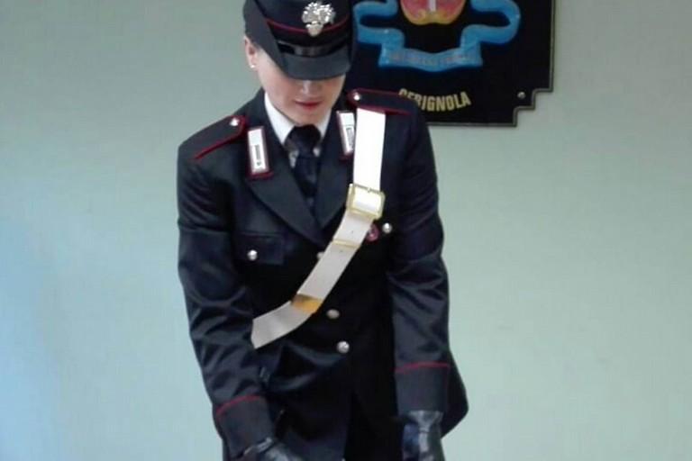 Arresto albanese 28enne