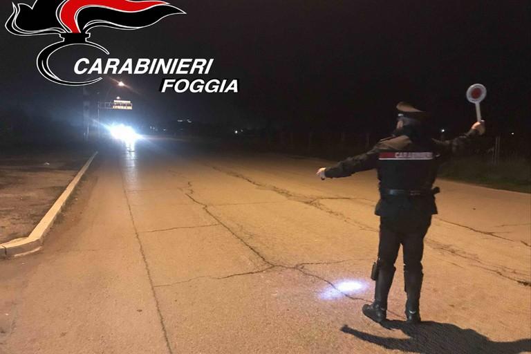 Perlustrazioni Carabinieri