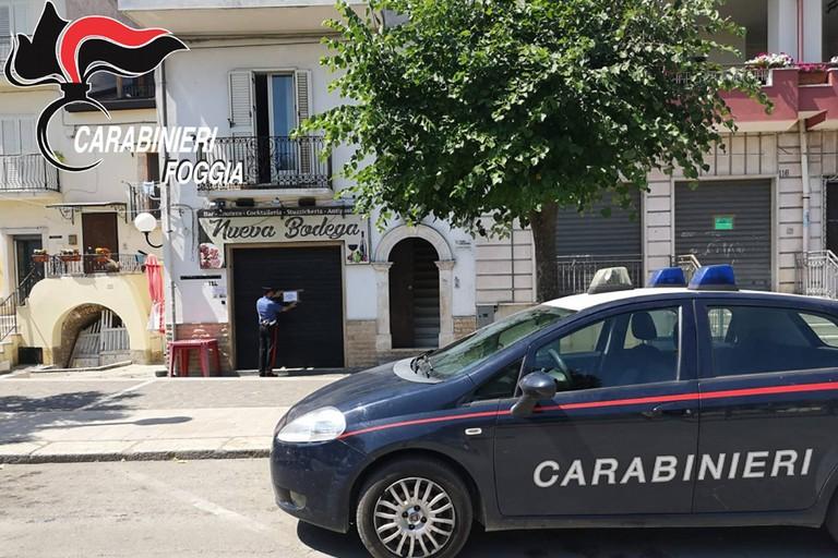 Carabinieri Cagnano Varano