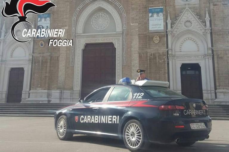 Carabinieri a Cerignola