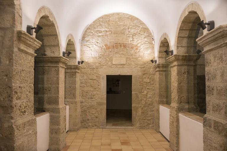 Interno Torre Alemanna