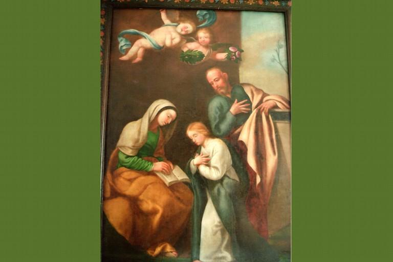 L'educazione della Vergine