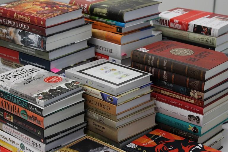 Libri in fiera