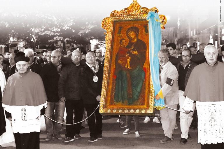 Pellegrinaggio Madonna di Ripalta
