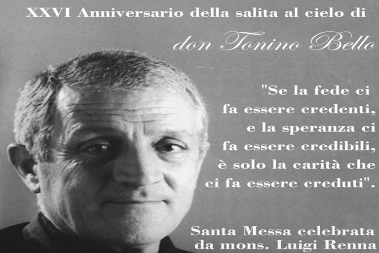 Messa a Don Tonino Bello