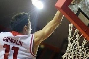 Donatello Grimaldi, primo acquisto dell'Allianz Udas Basket