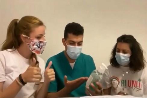 Il video del team delle Malattie Infettive  del Policlinico Riuniti di Foggia