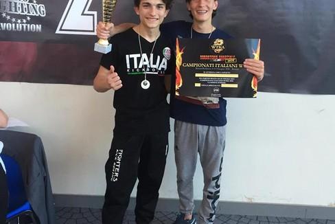 camp italiani carlucci class