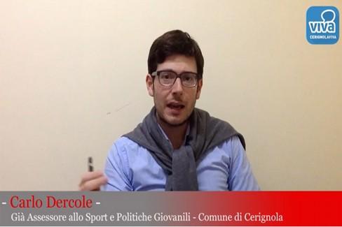 Società sportive al collasso, dichiarazioni Carlo Dercole