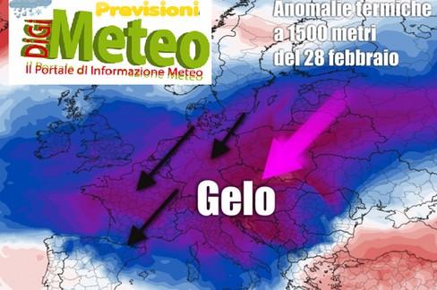 Allerta Meteo. Rubrica Speciale a Cura di Antonio Digirolamo