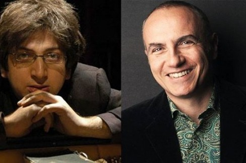 Video Intervista in esclusiva : Ramin Bahrami & Danilo Rea …IN BACH?