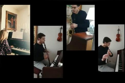 Il messaggio musicale di Maria Grazia Bonavita e Michele Tempesta