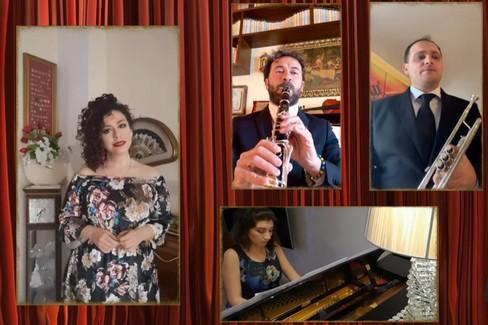 """Piccolo Ensemble """"MUSIKÈ"""" sulle note di Ennio Morricone"""