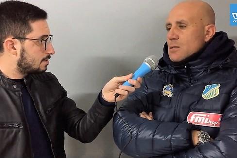 Intervista a Michele Schiavone | Mister Gioventù Calcio Cerignola
