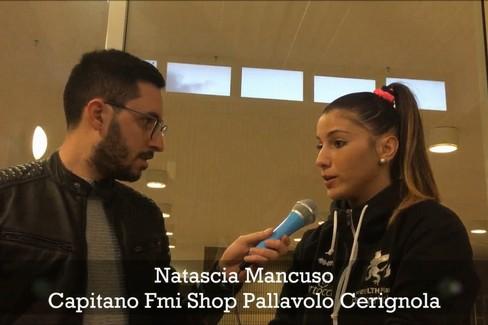 Intervista a Natascia Mancuso | Capitano Pallavolo Cerignola