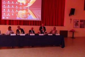 Intervista all'assessore Zamparese Pia sulla fine lavori del convegno