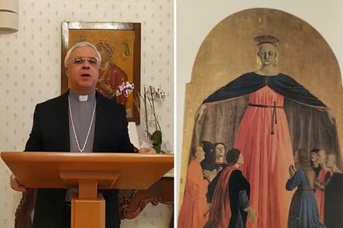 Preghiera quotidiana con il Vescovo di Cerignola Mons. Renna. Lunedì 04 maggio 2020