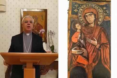 Preghiera quotidiana con il Vescovo di Cerignola Mons. Renna. Sabato 2 maggio 2020