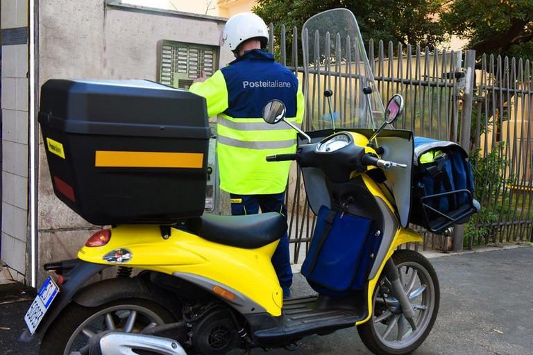 Motorini poste Italiane