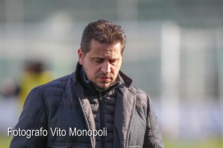 Nicola Grieco. <span>Foto Vito Monopoli</span>