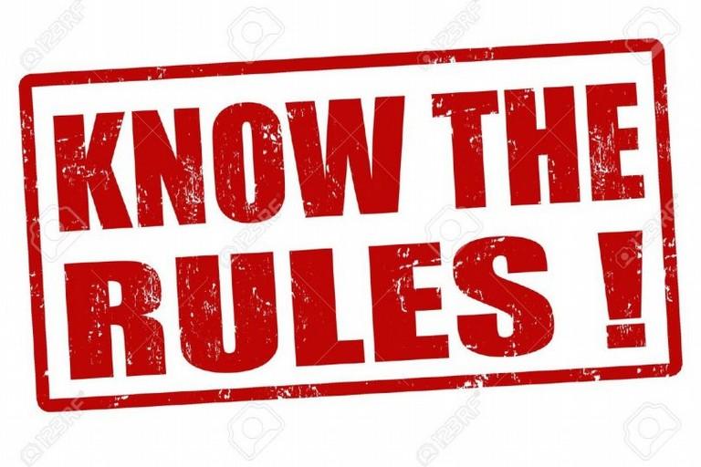 nuove regole MMA x