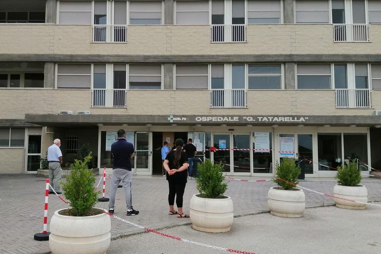 """Giorgione (UIL FPL): """"Aggressione ospedale Tatarella; situazione grave"""